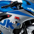 銀青のGPカラー! スズキ創立100周年記念カラー「GSX-R125」が7月3日発売に
