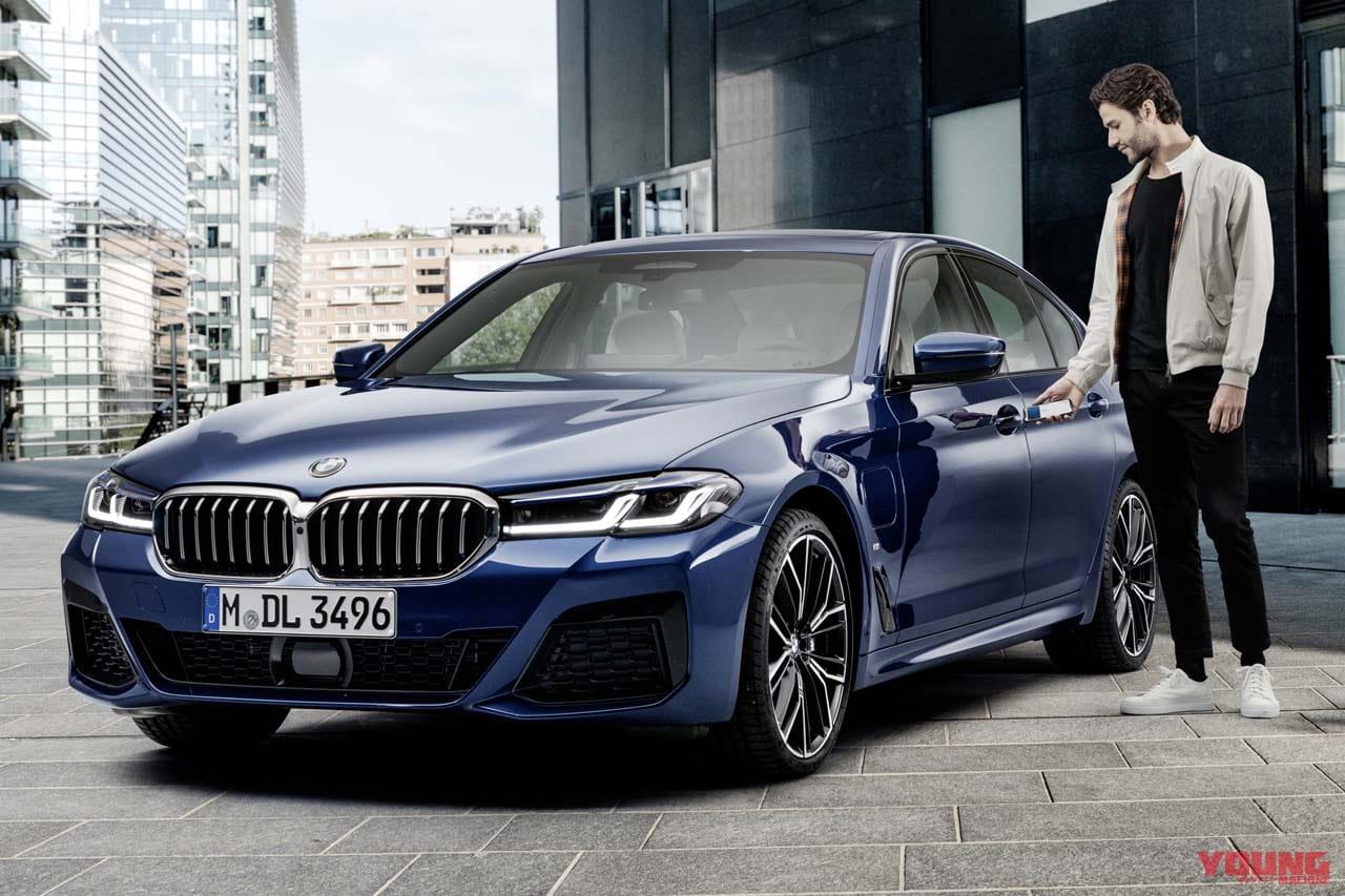 BMWデジタルキー