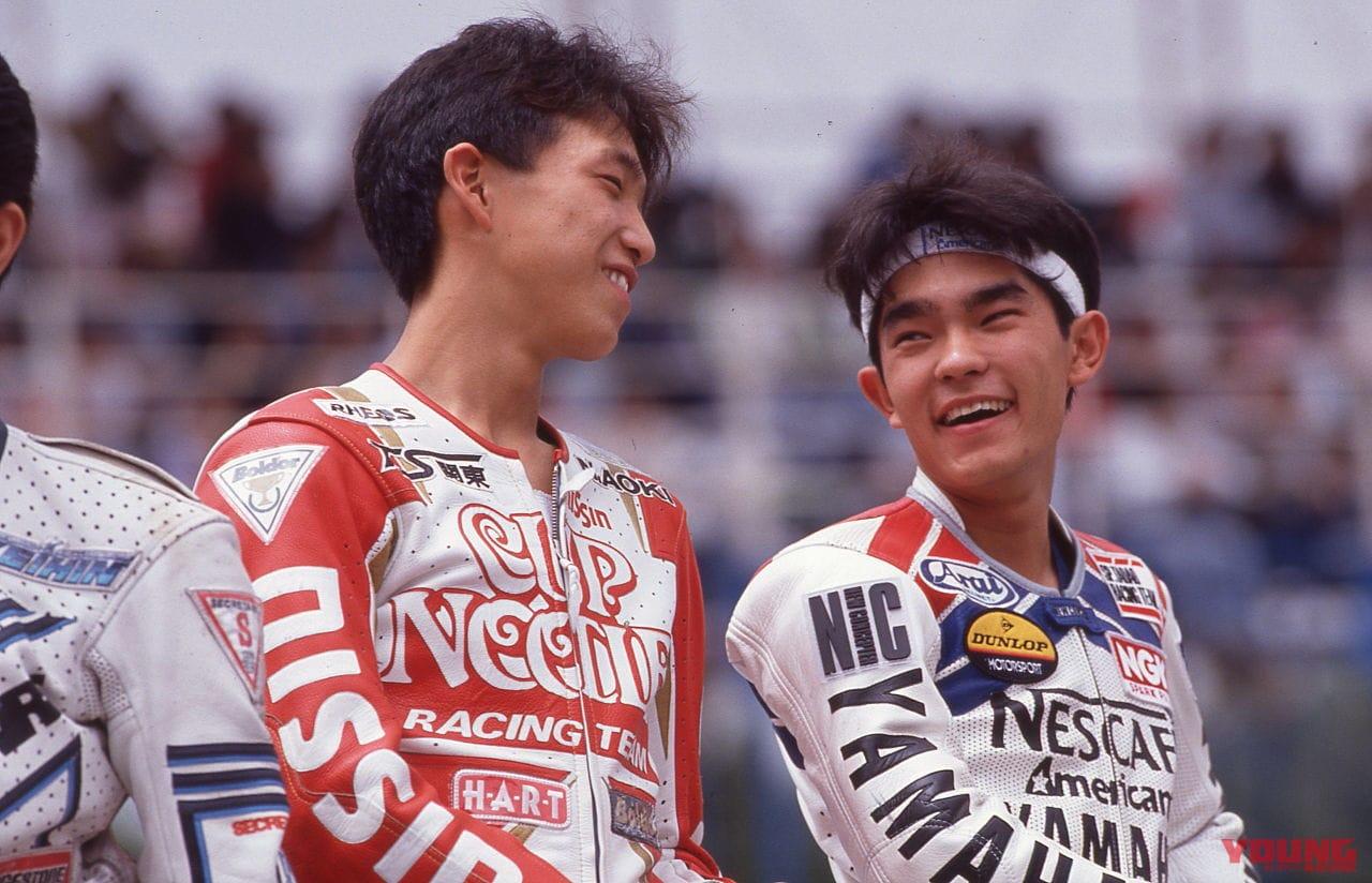 1989年6月25日・全日本ロードレース選手権GP250 筑波ラウンド