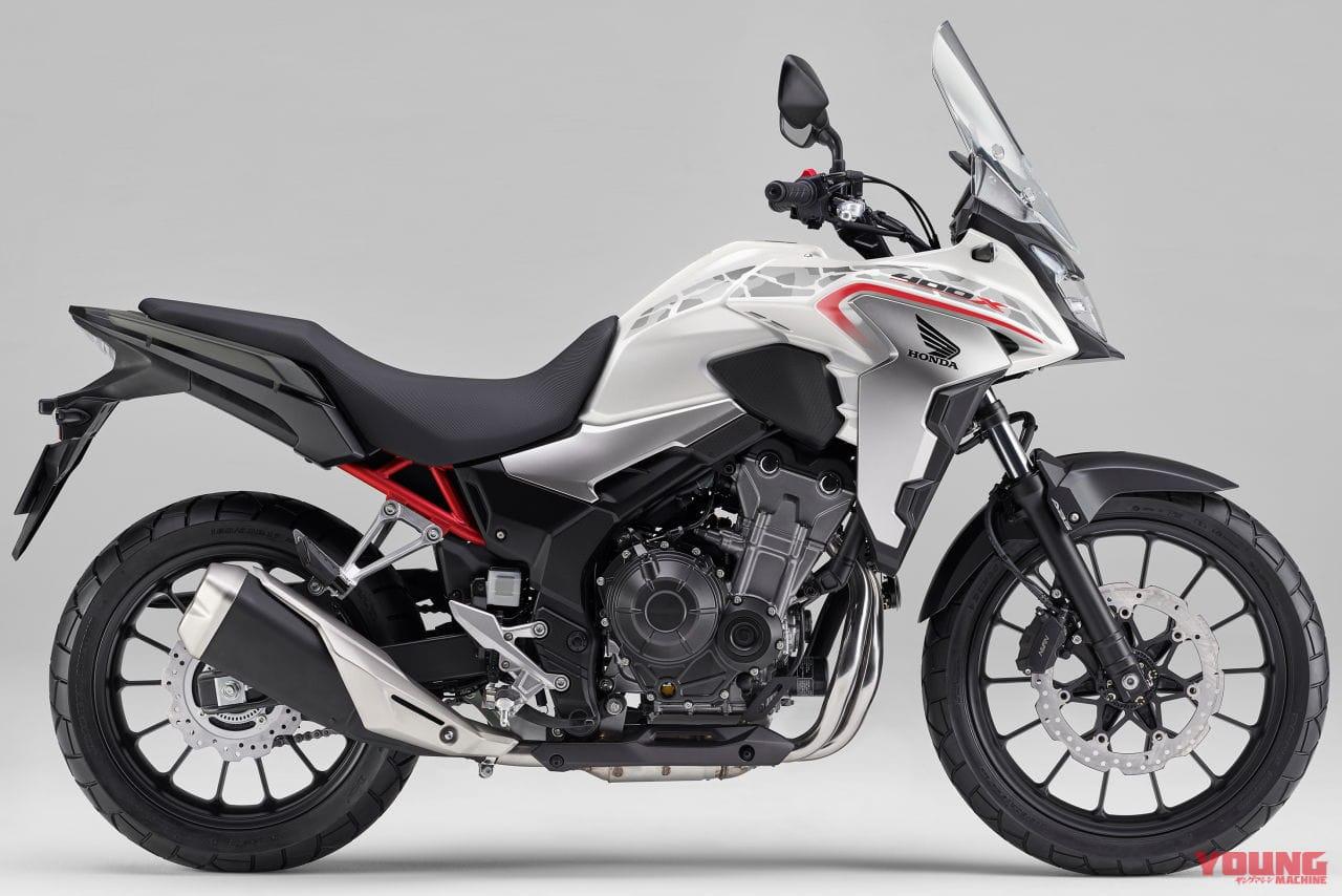 HONDA 400X[2020 model]