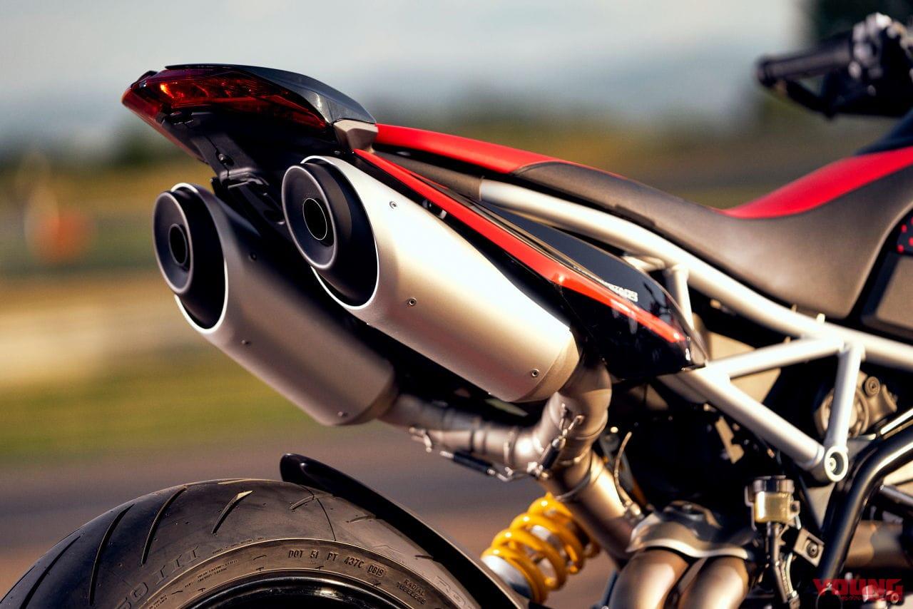 DUCATI HYPERMOTARD 950 RVE[2020 model]