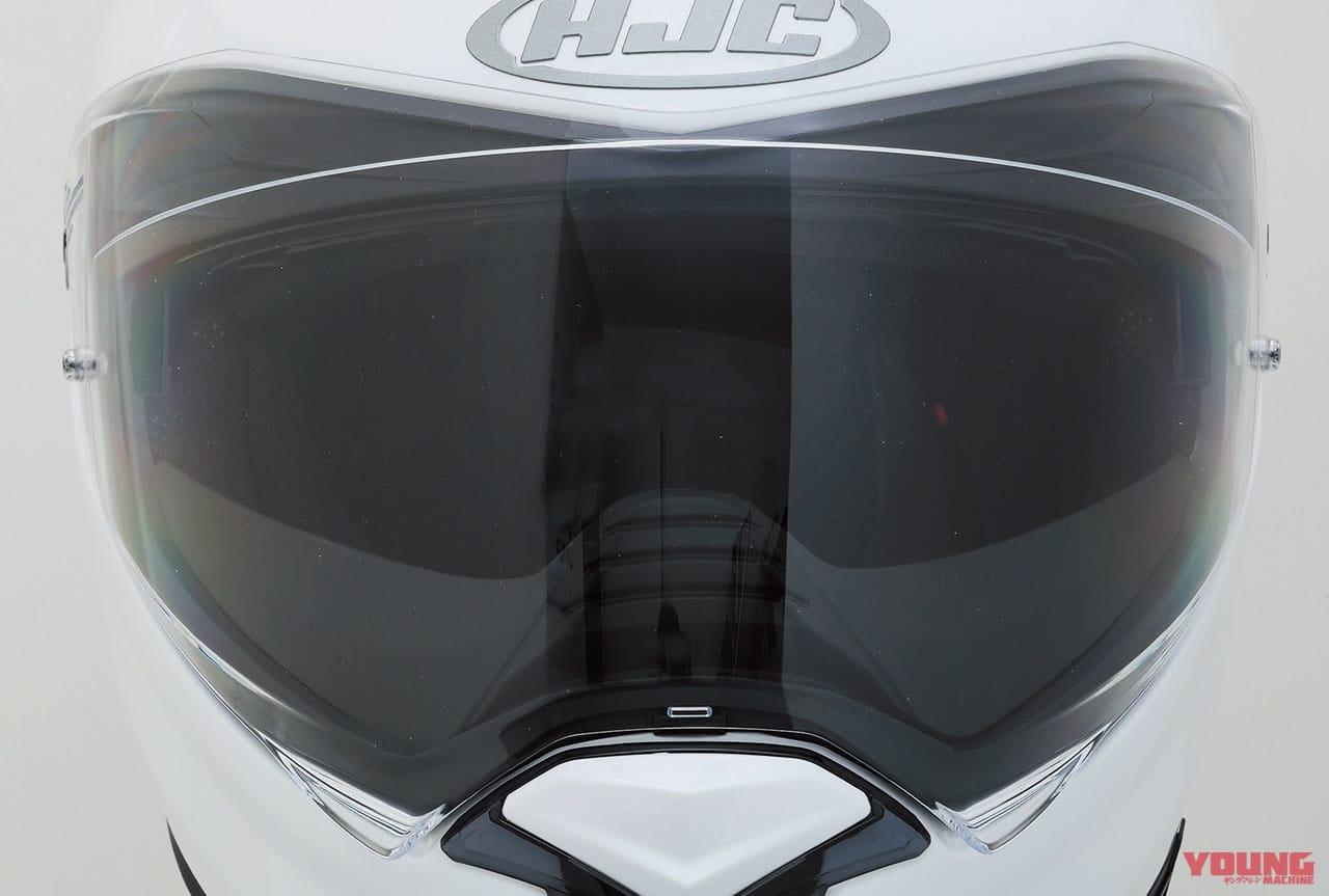 フルフェイスヘルメット:F70[HJC|RSタイチ]