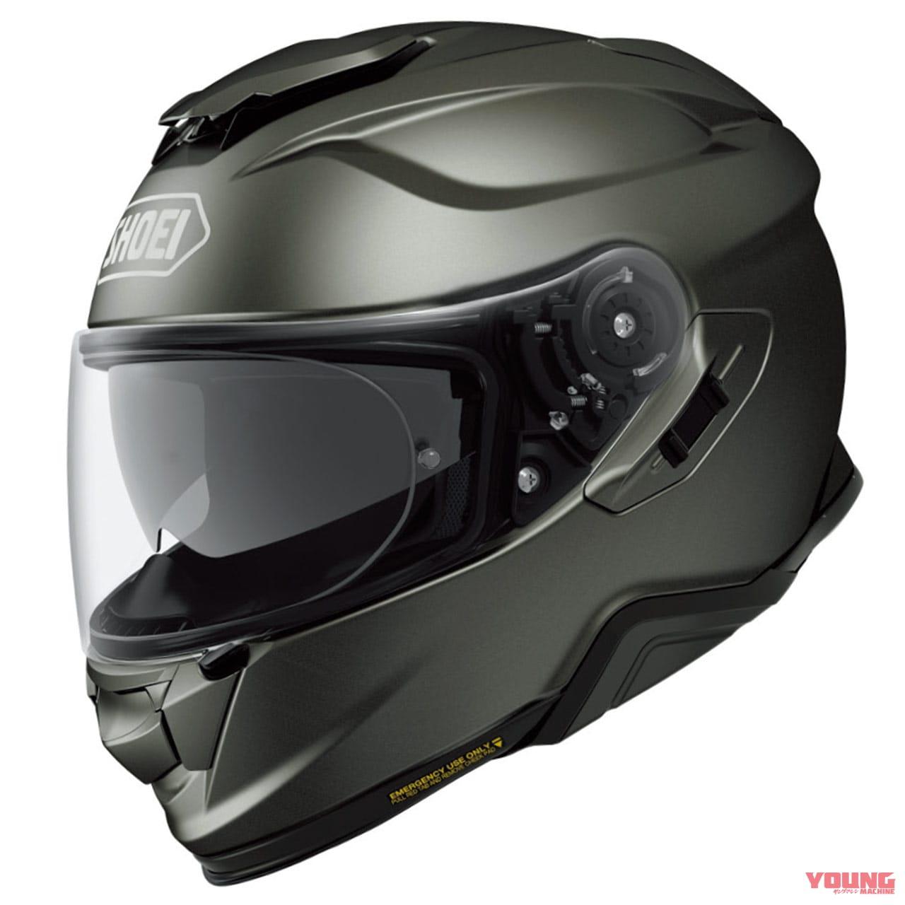 フルフェイスヘルメット:GTエア II[SHOEI]