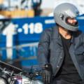 '20最新ヘルメット〈SHOEI〉グラムスター【今秋発売予定のシンプルデザイン仕様】
