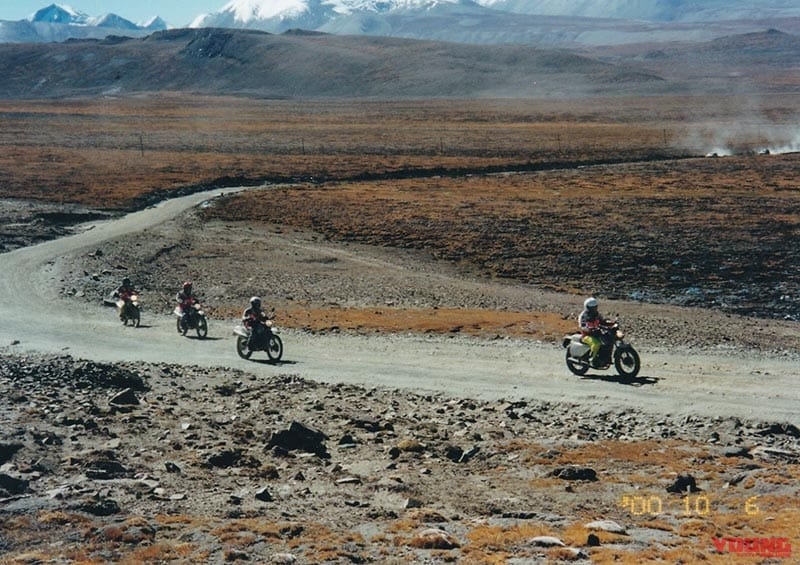 ホンダ高山正之のバイク一筋46年