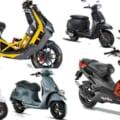 '20新車バイク総覧〈スクーター|外国車#2/3〉イタルジェット ベスパ ランブレッタ他