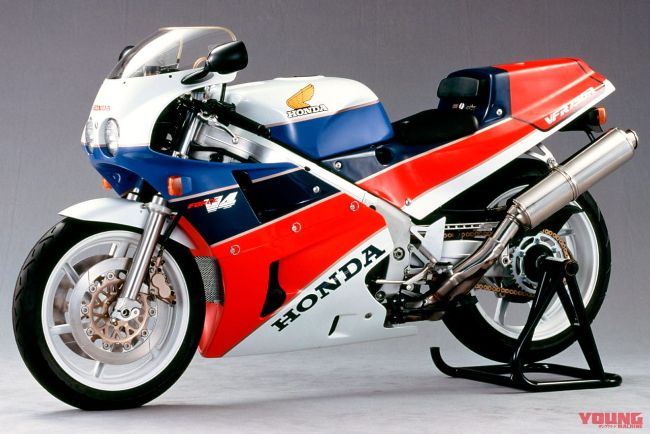 ホンダVFR750R RC30