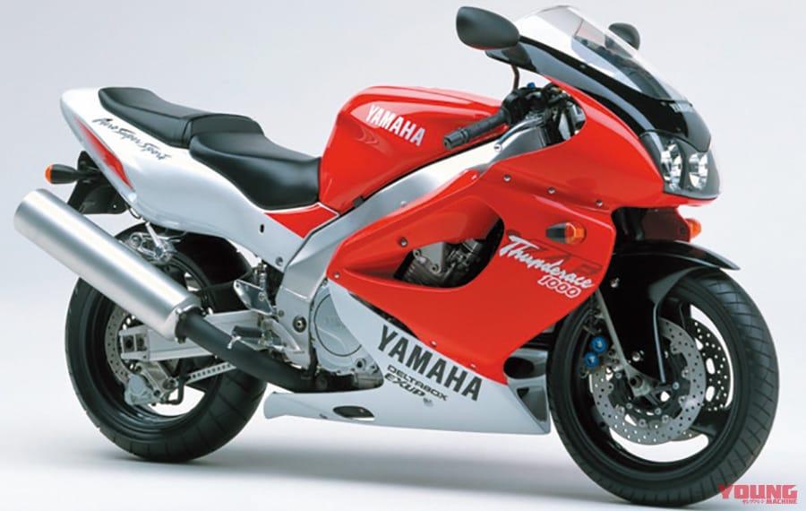 ヤマハ YZF1000Rサンダーエース
