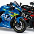 スズキ「GSX-R1000R」2020年モデル新色登場【価格は据え置きの215万6000円】