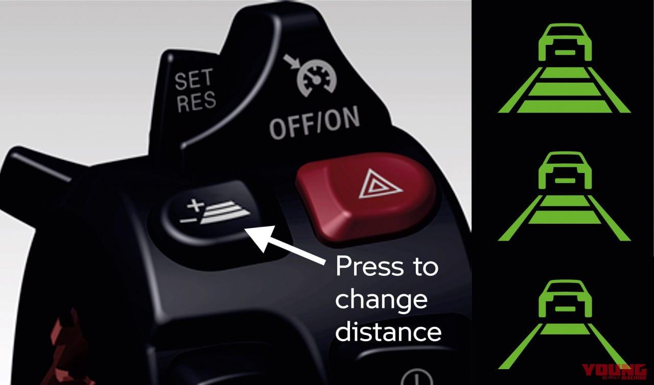 BMW アクティブクルーズコントロール
