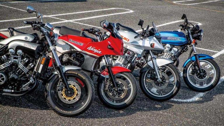 '80年代青春名車バイクを手に入れろ!