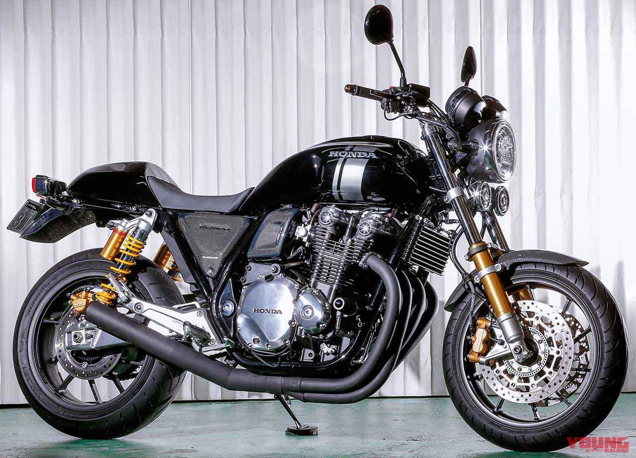 BLESS R's CB1100RSカスタム