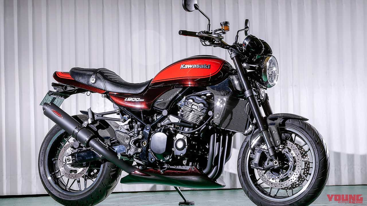 BLESS R's Z900RS