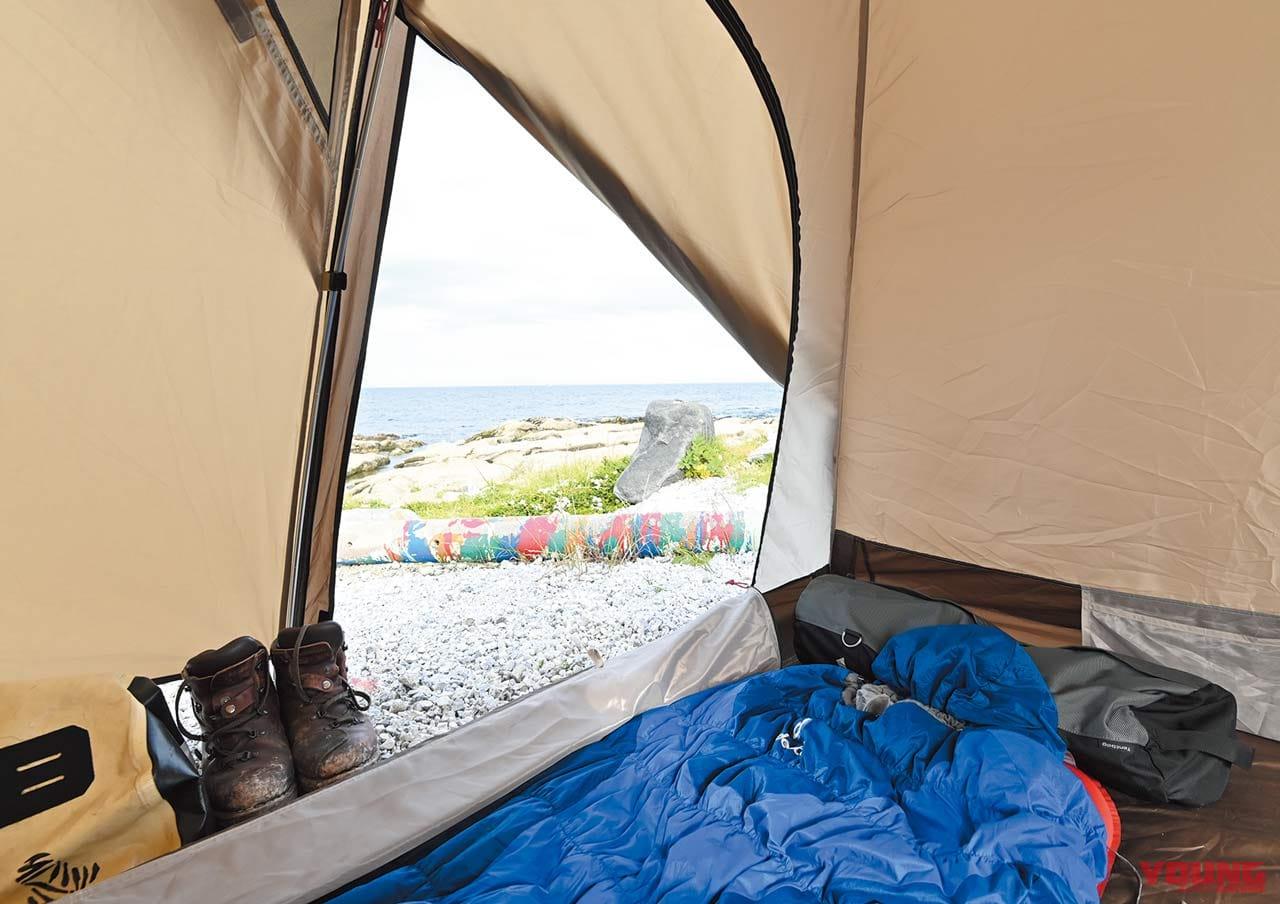雰囲気のいいキャンプサイトの作り方【ソロで楽しむバイクキャンプ入門】