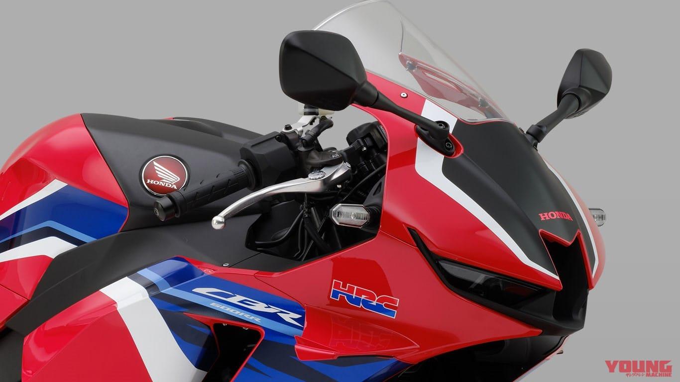ホンダCBR600RR 2021年モデル