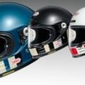 発売直前のネオレトロヘルメット・SHOEI「グラムスター」に彩色モデル「リザレクション」が追加発表!