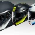 SHOEIのシステムヘルメット「ネオテックII」にグラフィックモデル「セパレーター」が登場