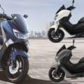 ヤマハの通勤快速! 軽二輪スクーター「NMAX155」に新色マットブルーが本日9/16発売