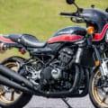 大のバイク好き・つるの剛士氏が選んだZ900RS×ドレミコレクション=Z1スタイル