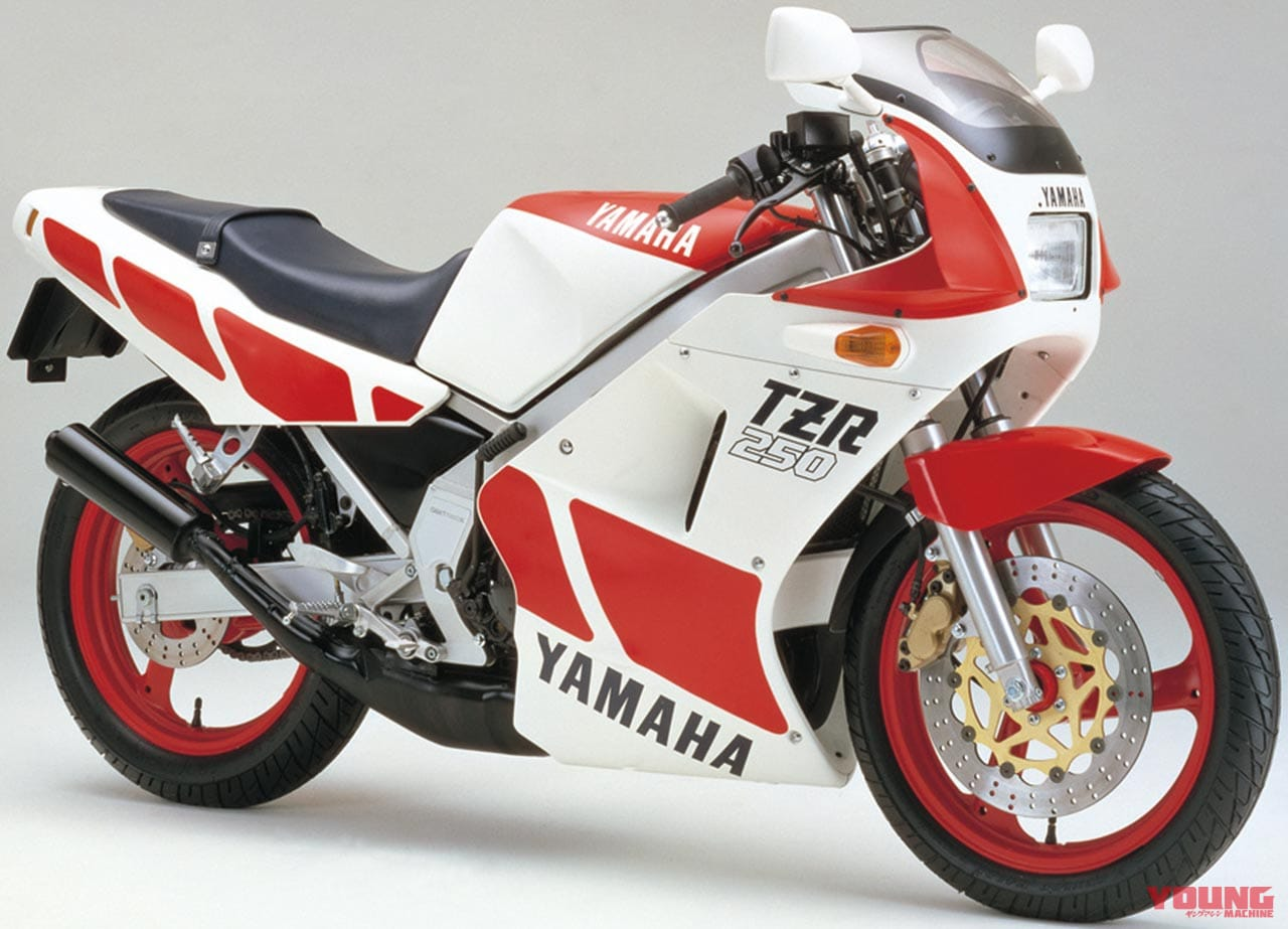 ヤマハ TZR250
