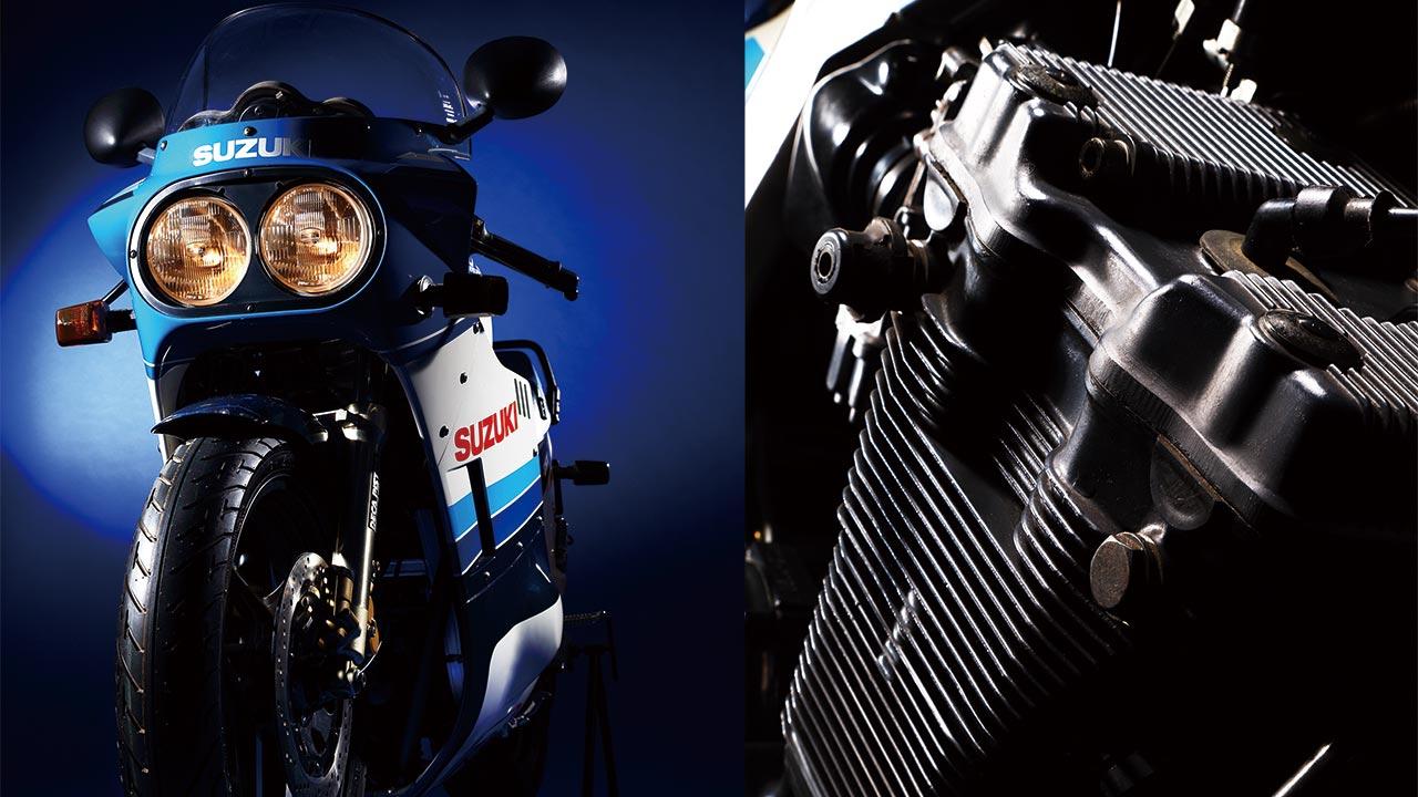 スズキGSX-R750油冷モデルはいまを逃すな!【'80年代青春名車購入ガイド】