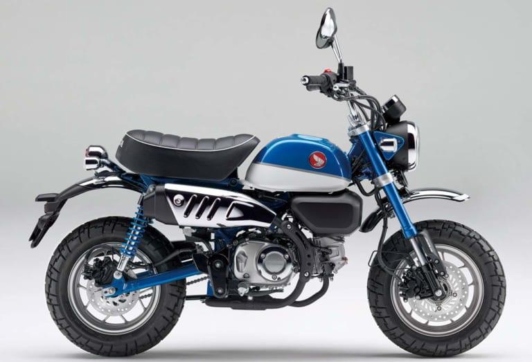 ホンダ モンキー125 ABS