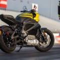 ハーレーダビッドソン「LiveWire(ライブワイヤー)」が市販電動バイクの最速記録を樹立!