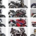 ホンダ「二輪カスタマイズパーツWebサイト」CBR400Rほか続々更新で12機種に!