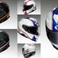 SHOEIのプレミアムツーリングヘルメットGT-Air IIに新グラフィック「パノラマ」登場