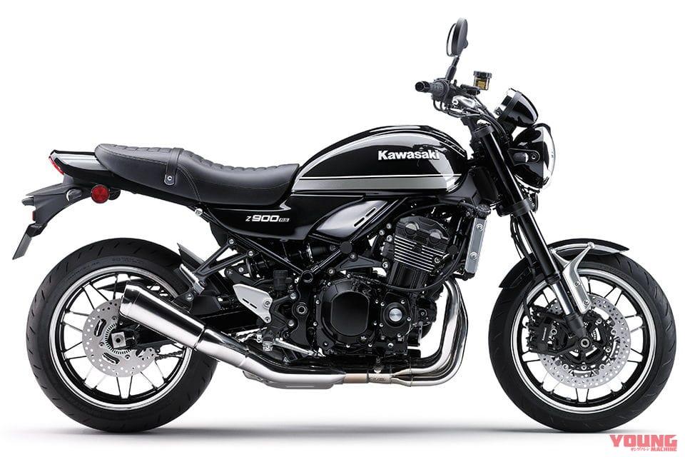 KAWASAKI Z900RS[Indonesia 2021 model]Black