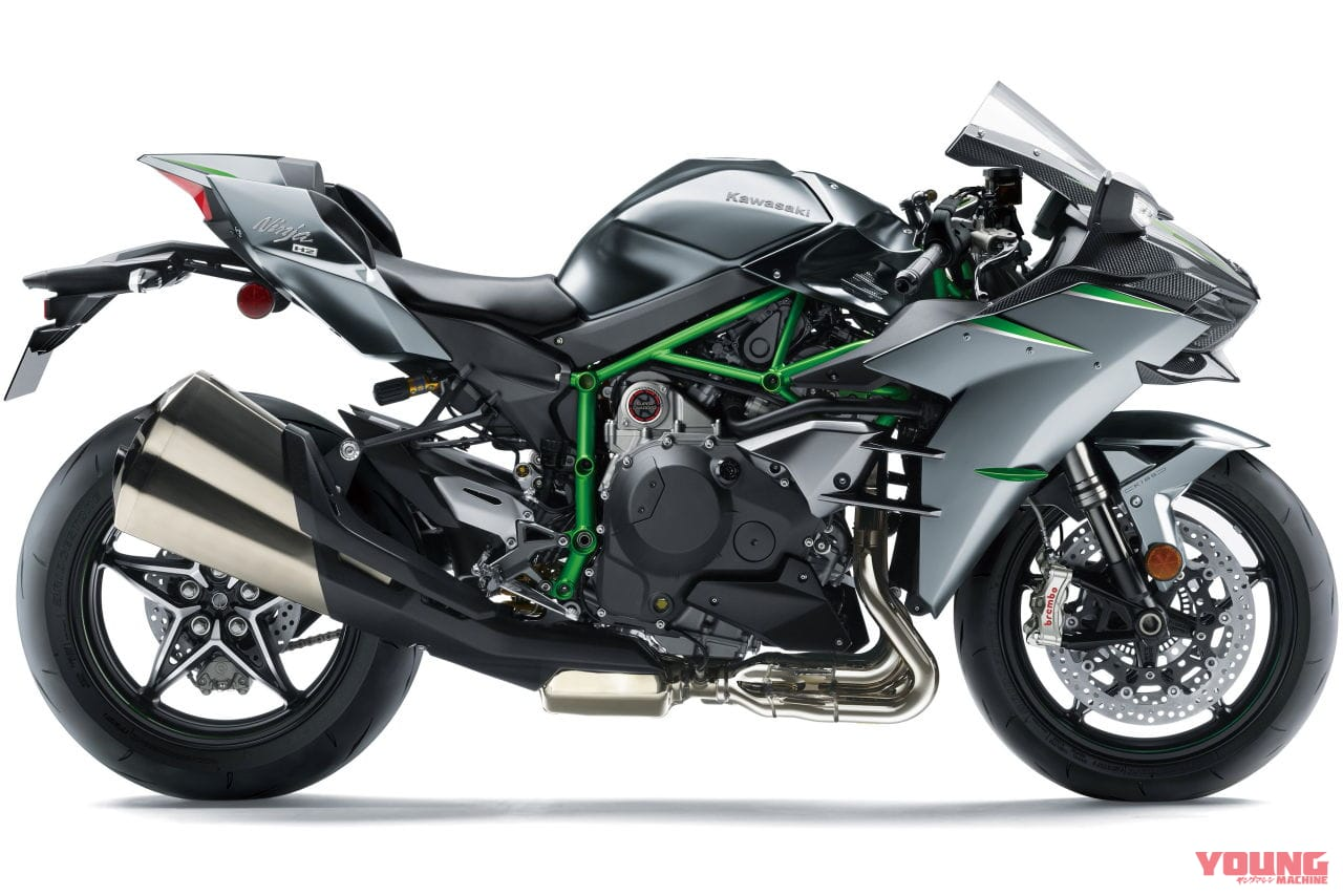 KAWASAKI Ninja H2 CARBON[2021 model]