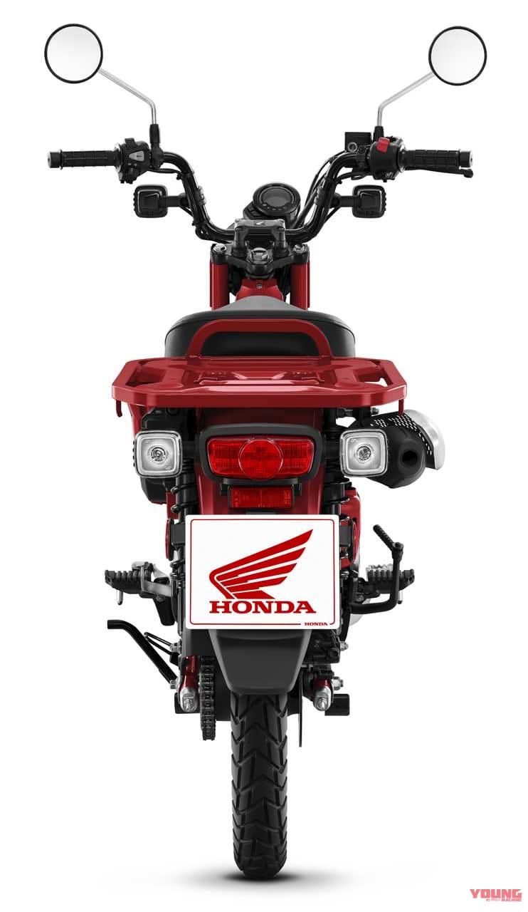 ホンダ トレール125