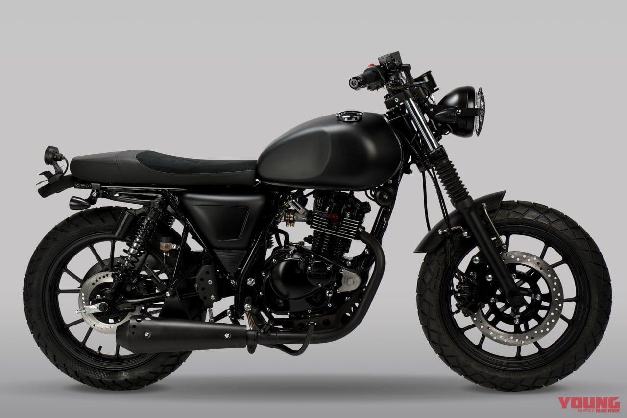 MUTT MOTORCYCLES FSR 125[2020 model]