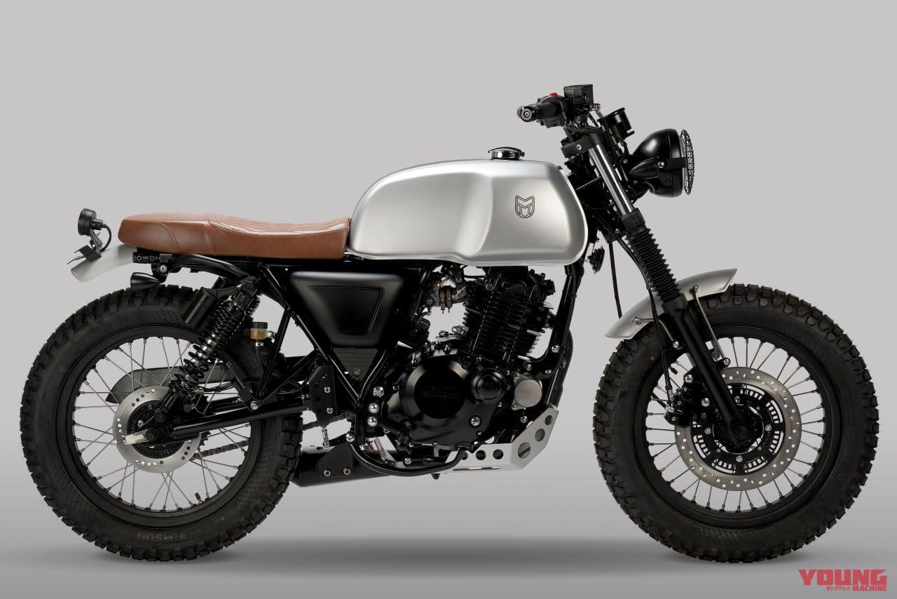 MUTT MOTORCYCLES AKITA 250[2020 model]