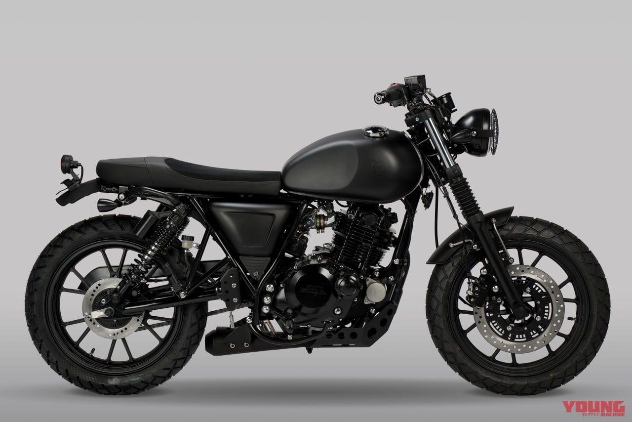 MUTT MOTORCYCLES FSR 250[2020 model]