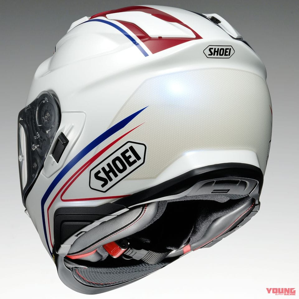 SHOEI GT-Air II パノラマ