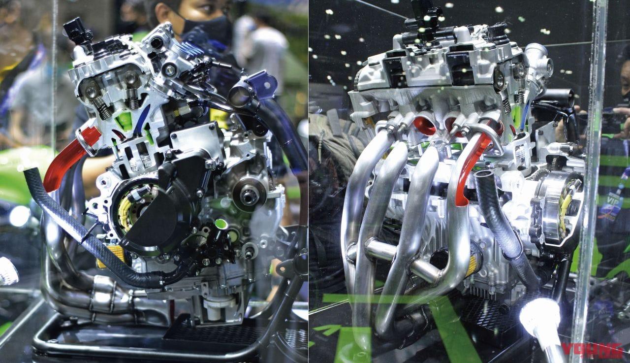 ニンジャZX-25Rの250cc直4エンジンはまさに破格だ【エンジン設計のプロが解説】
