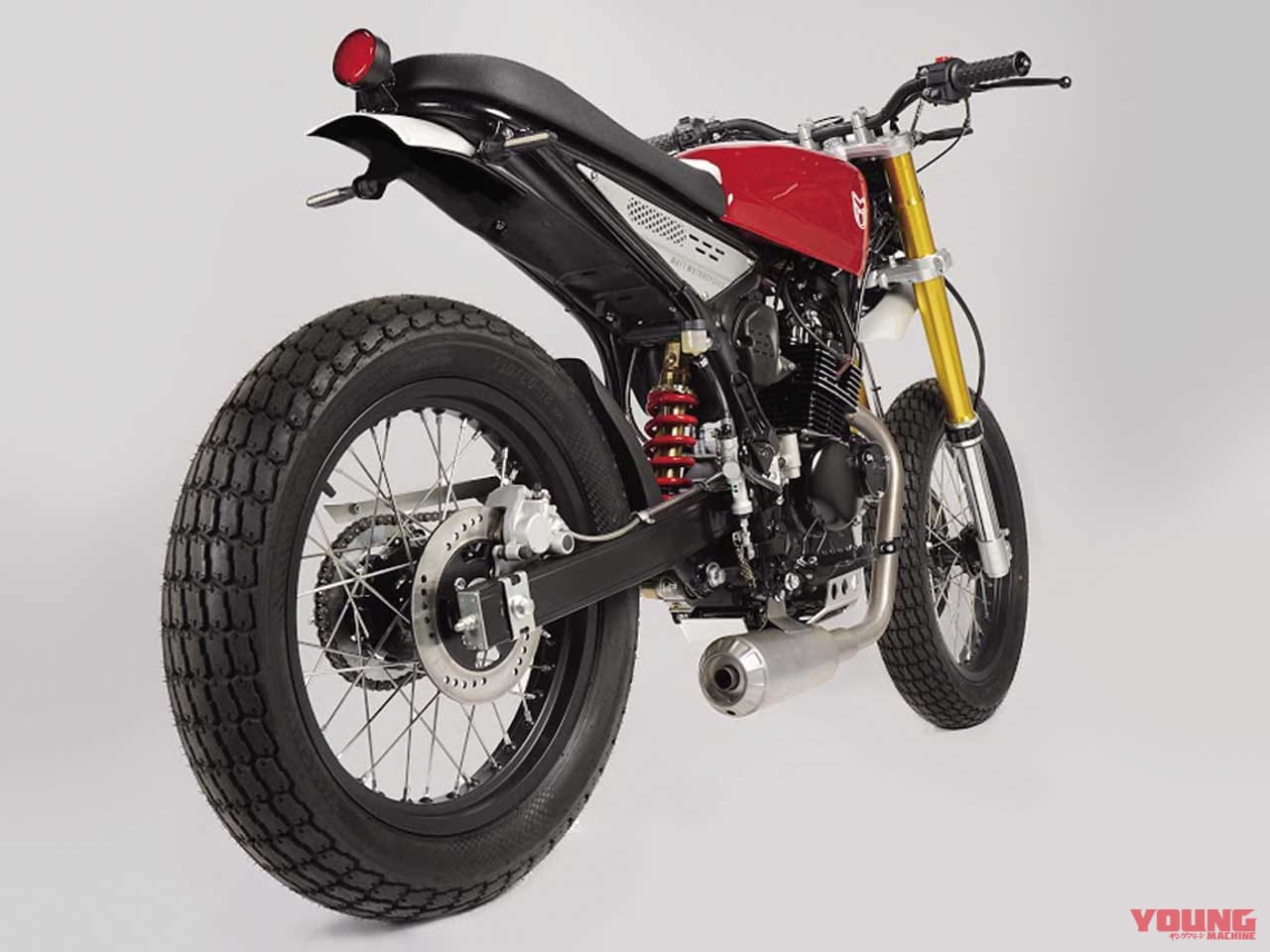 MUTT MOTORCYCLES RAZORBACK[2020 model]