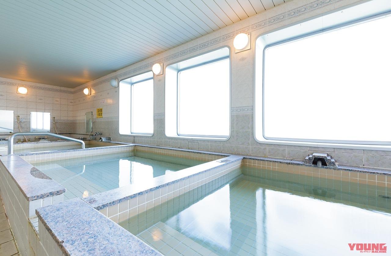 宮崎カーフェリー 船内浴室