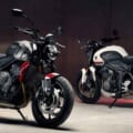 97万9000円の大型輸入バイク、トライアンフ「トライデント660」正式発表!