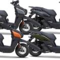 ヤマハのSUV・125ccスクーター「BW'S」新型が登場! 全面刷新で水冷VVAエンジン搭載