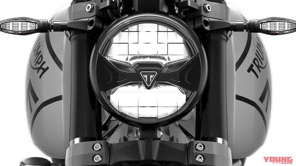 TRIUMPH TRIDENT 660[2020 model]