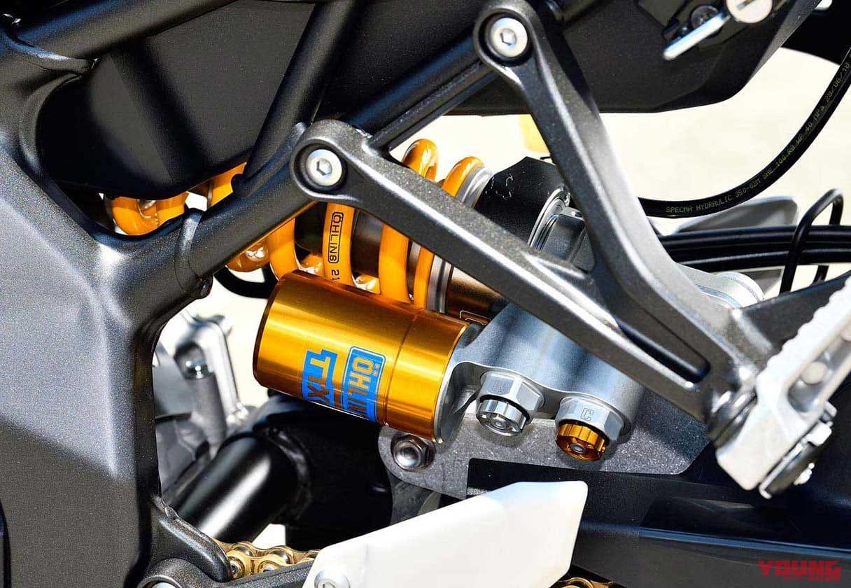 オーリンズ ショックアブソーバー TTX GP