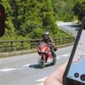 ツーリング情報を記録してライダー同士で共有するアプリ〈ライダース・スクエア〉
