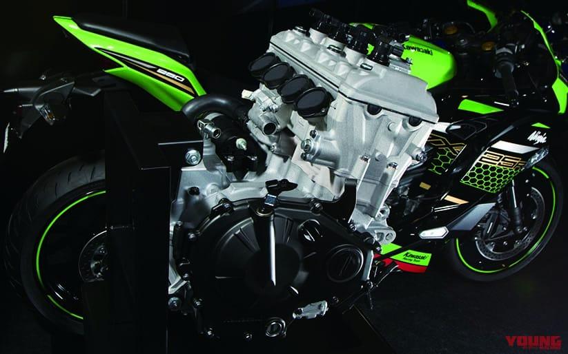 ニンジャZX-25Rエンジンチューンの可能性【目指すは60psオーバーだ!】