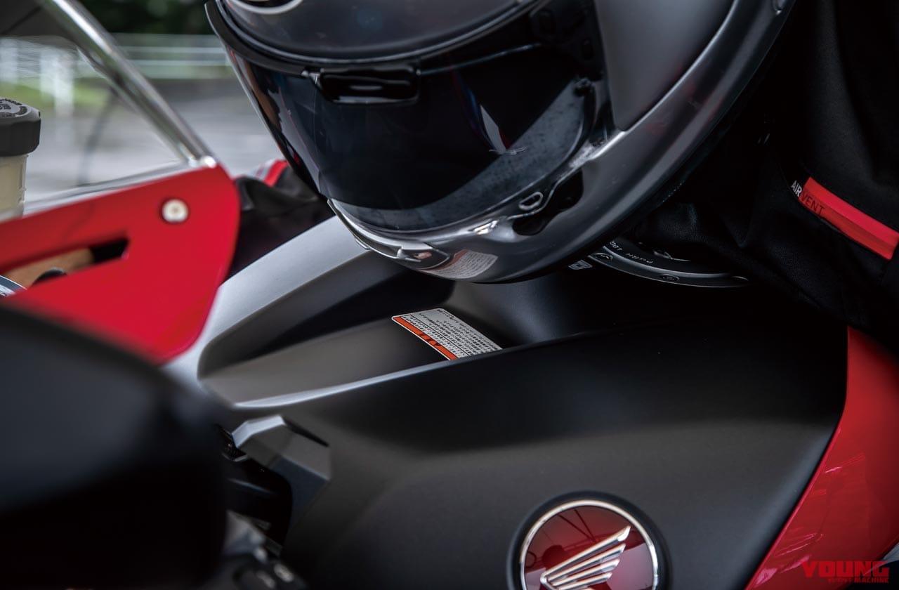 新型ホンダCBR600RR完全解説・スタイリング編【最新空力注入&ウイングレット】