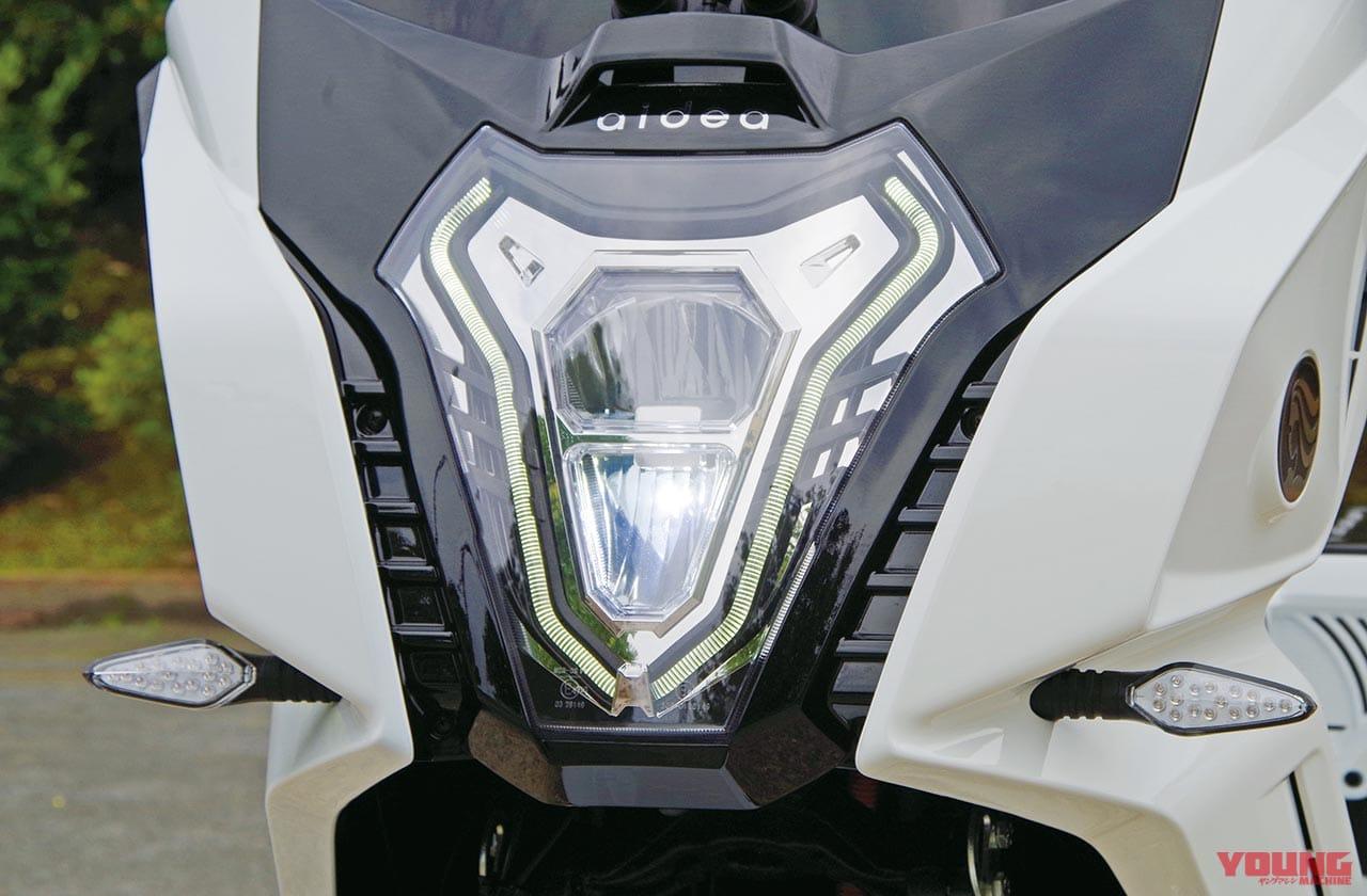 3輪電動バイク アイディア AAカーゴ β4
