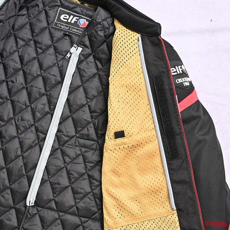 EJW109 ヴィットリアスポルトジャケット|エルフ