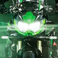 キングZが電子制御サスペンションとブレンボ採用! カワサキ新型「Z H2 SE」登場