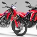 フルチェンジで軽量化&走破性向上! ホンダ新型「CRF250L」「CRF250ラリー」正式発表